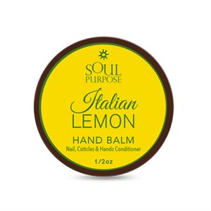 Picture of Italian Lemon Hand Balm - 0.5 oz