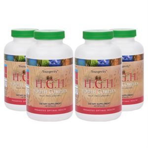Picture of H.G.H. Youth Complex™  - HGH Precursors (4 bottles)