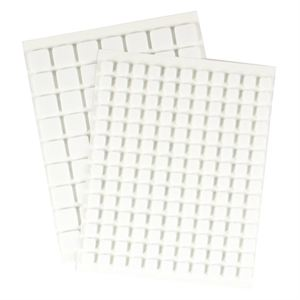 Picture of Foam Mounting Squares (White)