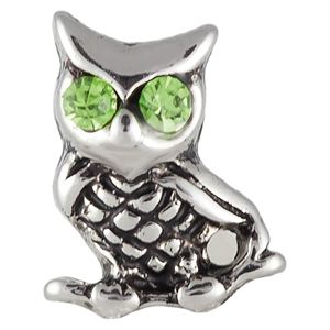 Picture of Silver Owl Charm