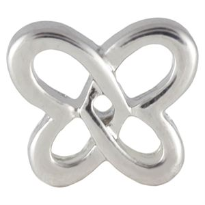 Picture of Silver Butterfly Charm