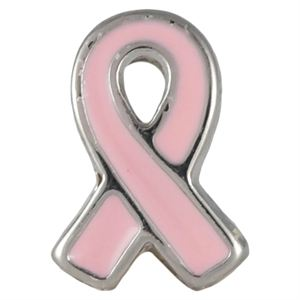 Picture of Pink Ribbon: Breast Cancer Charm