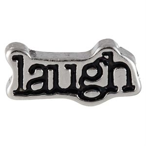 Picture of 'Laugh' Charm