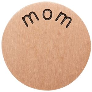Picture of 'Mom' Medium Rose Gold Coin