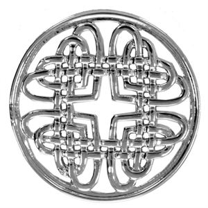 Picture of Medium Silver Celtic Knot Screen