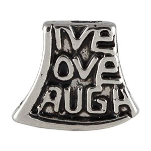 Picture of Live Love Laugh Charm