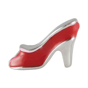 Picture of Red High Heel Charm