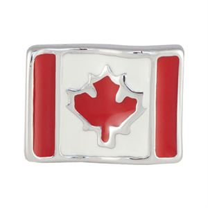 Picture of Canadian Flag Charm