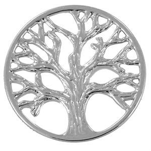 Picture of Medium Silver Tree of Life Screen