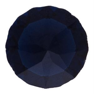 Picture of Dark Indigo Crystal Charm