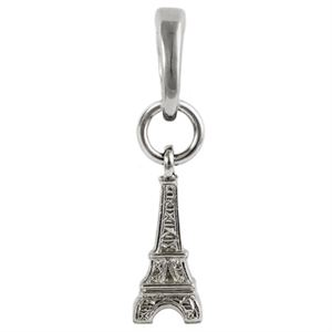 Picture of Silver Eiffel Tower Droplet