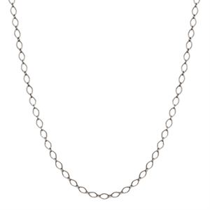 Picture of Nickel-Safe Silver Sofia Chain: 16-19""