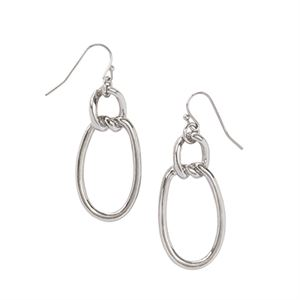 Picture of Modern Metal Earrings